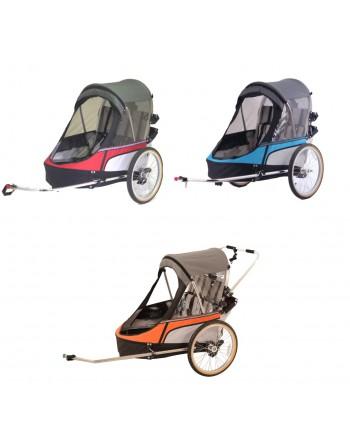 Wike double Premium fietskar