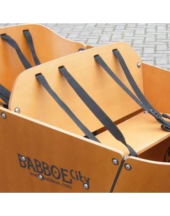 Babboe City tweede zitbank