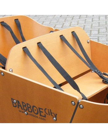 City Babboe second bench