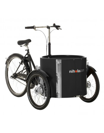 Nihola Low electric tricycle