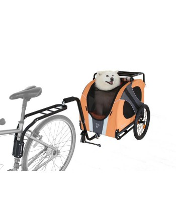 Doggyride Novel 15 dog bike...