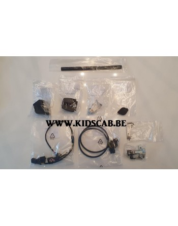 Urban Arrow dual accu kit...
