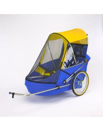 Wike Extra Large fietskar...
