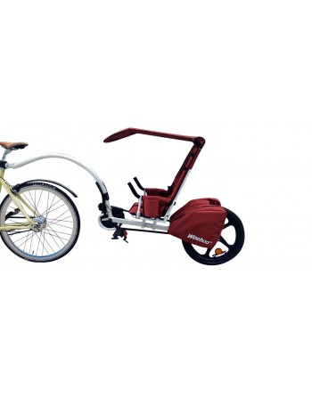 Weehoo THRILL Bike Trailer...