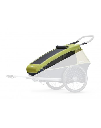 Croozer kid cover Lemon...