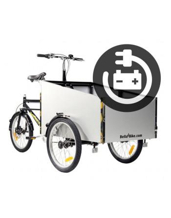 BellaBike 4 electric cargo...