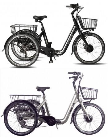 Vogue Tri-vélo elektrische...