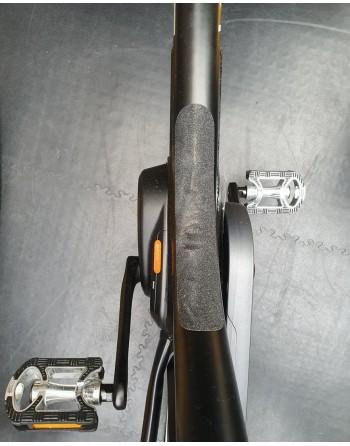 Cargo bike frame protectors