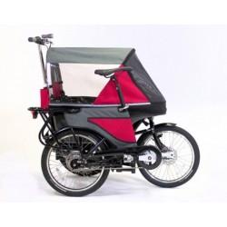 Wike salamander cargo cycle stroller
