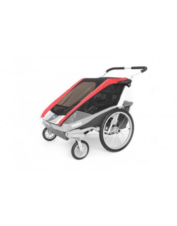Thule Chariot 2in1 cover...