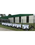 vélo cargo commercial et publicitaire